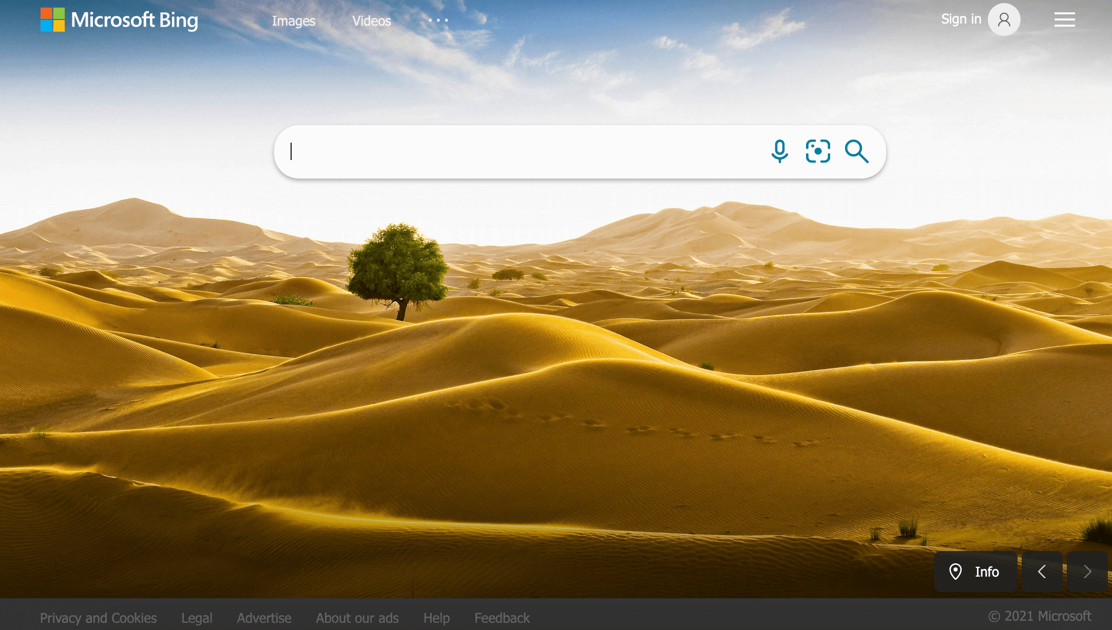 Finding personal information about someone with Bing